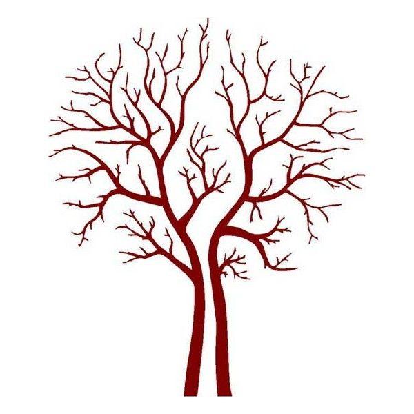 Dibujo de arboles sin hojas - Imagui Árboles Pinterest Dibujos