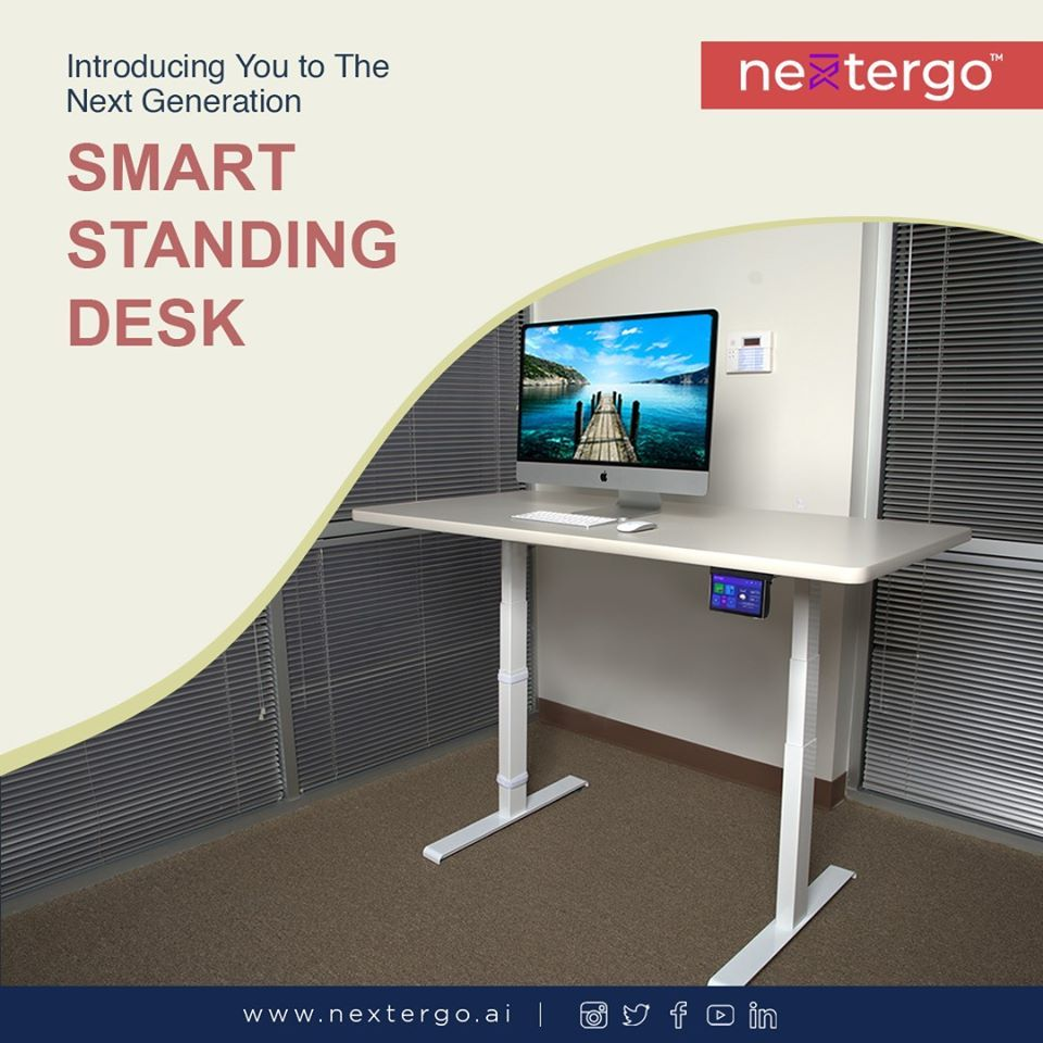 Introducing You To The Next Generation Smart Desk That Can Stand