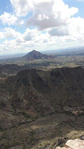 On top of Phoenix. ...