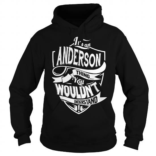 Awesome Tee ANDERSON Shirts & Tees