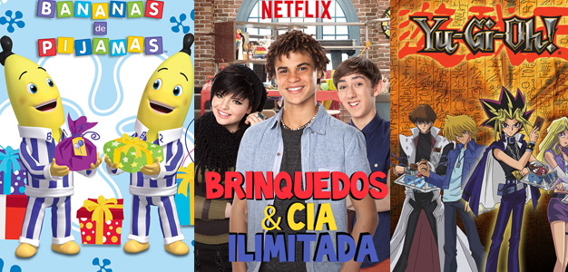 Infantil Netflix