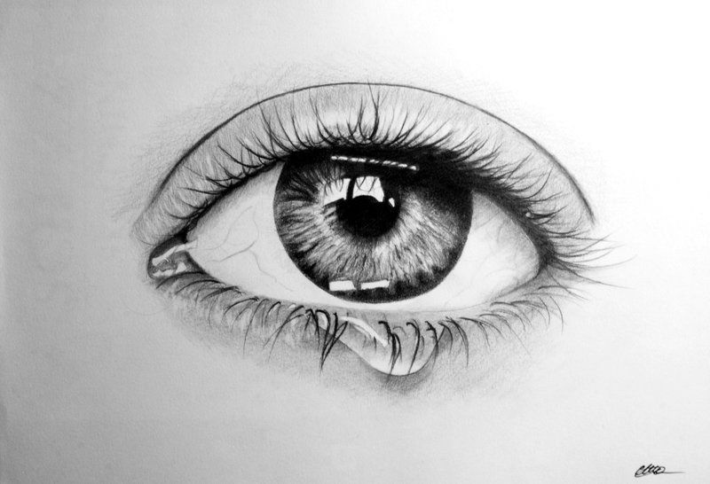 How To Draw Eye Tear Page 2 How To Draw Video Tutorial Step By