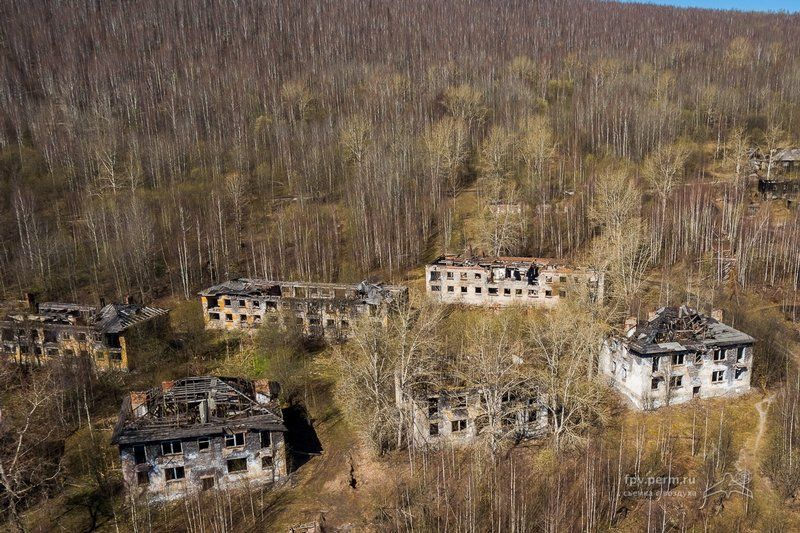 Perm Krai, Russia | Ghost Towns | Abandoned cities