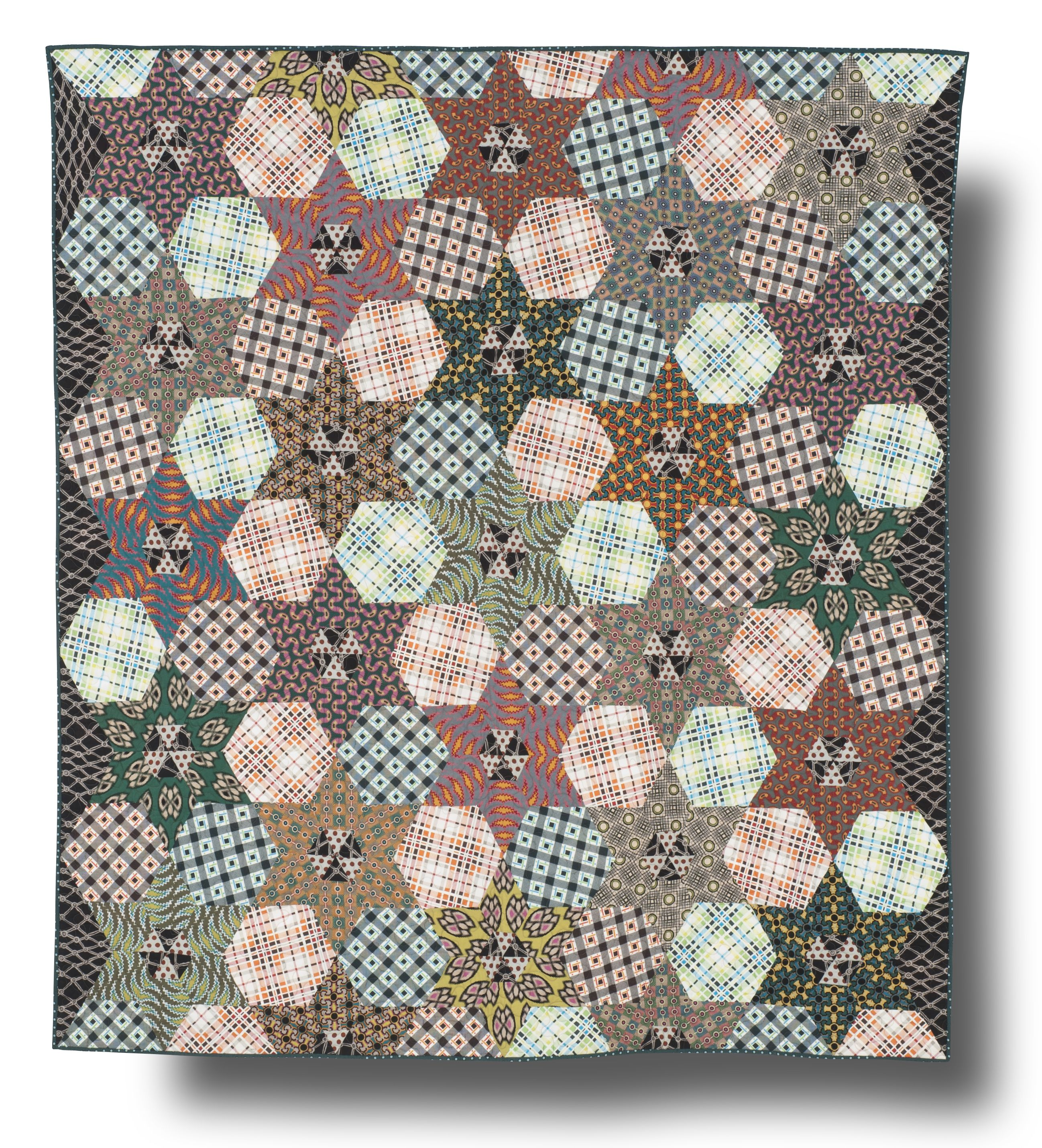 Material obsession starflower quilting rt 4