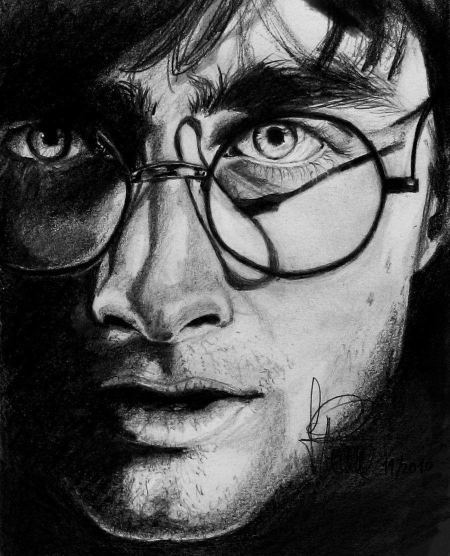 Harry Potter by joanap.deviantart.com
