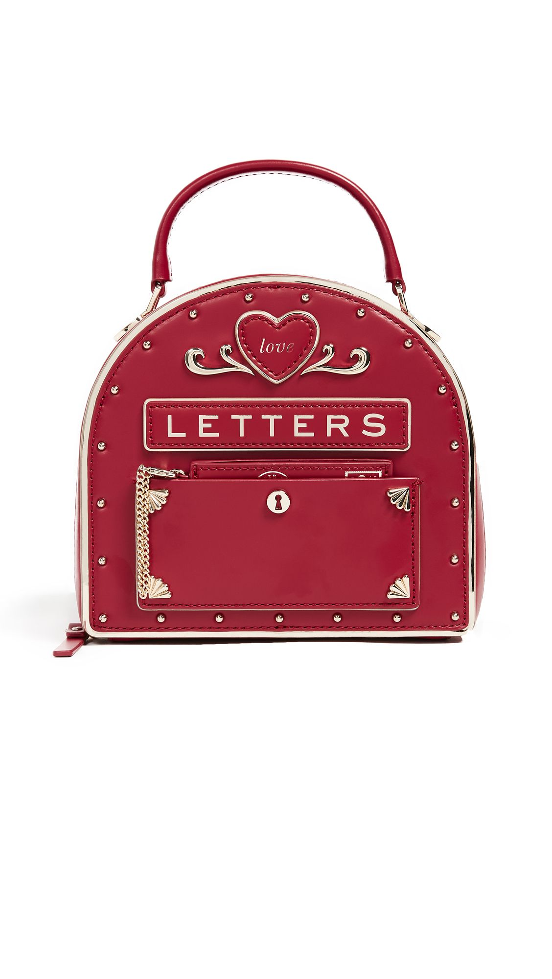 Kate Spade New York Ours Truly Mailbox Bag | SHOPBOP