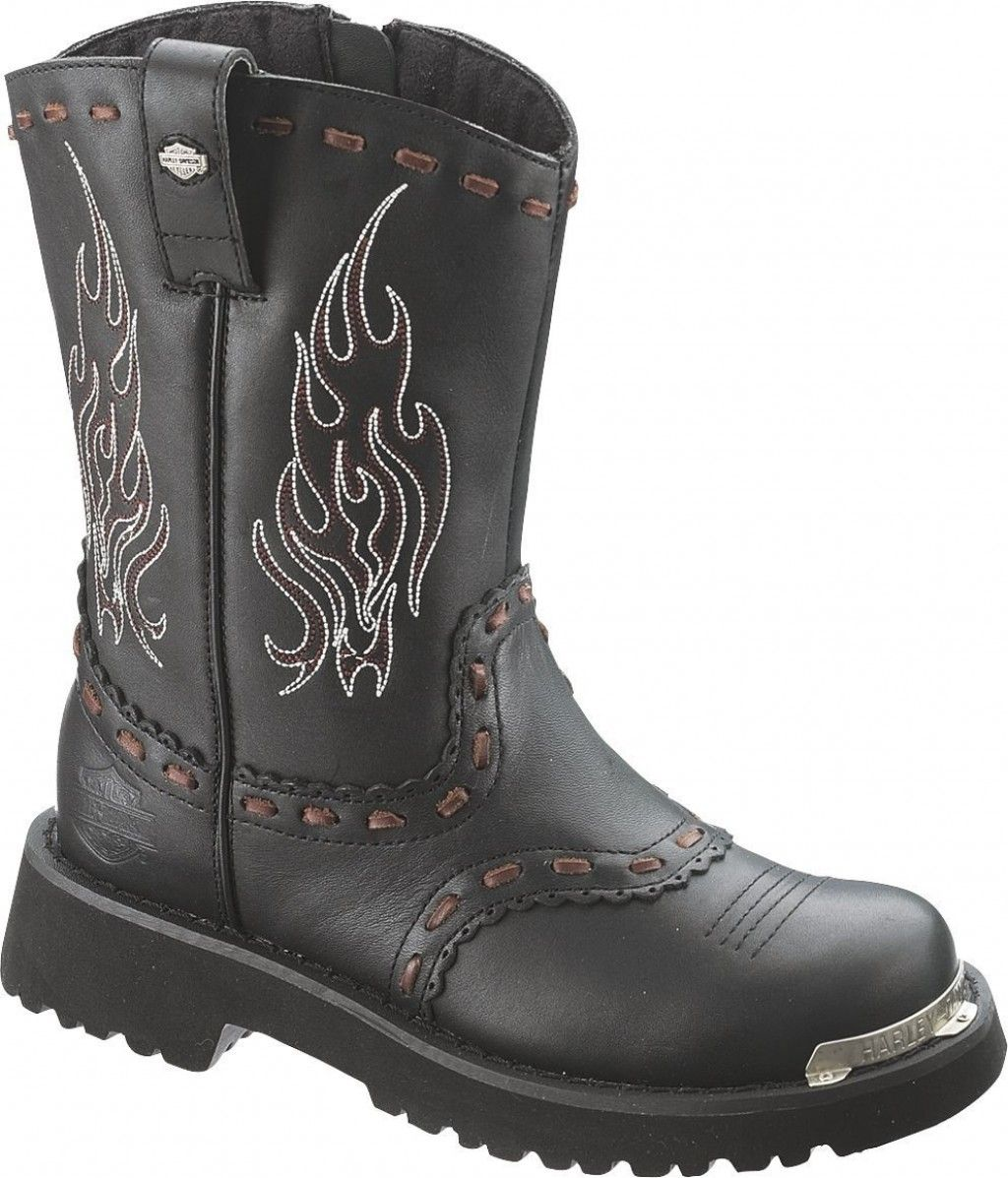 Women s Harley Davidson Boots  Step into a Legend!   I Want   Harley ... fe5199b945