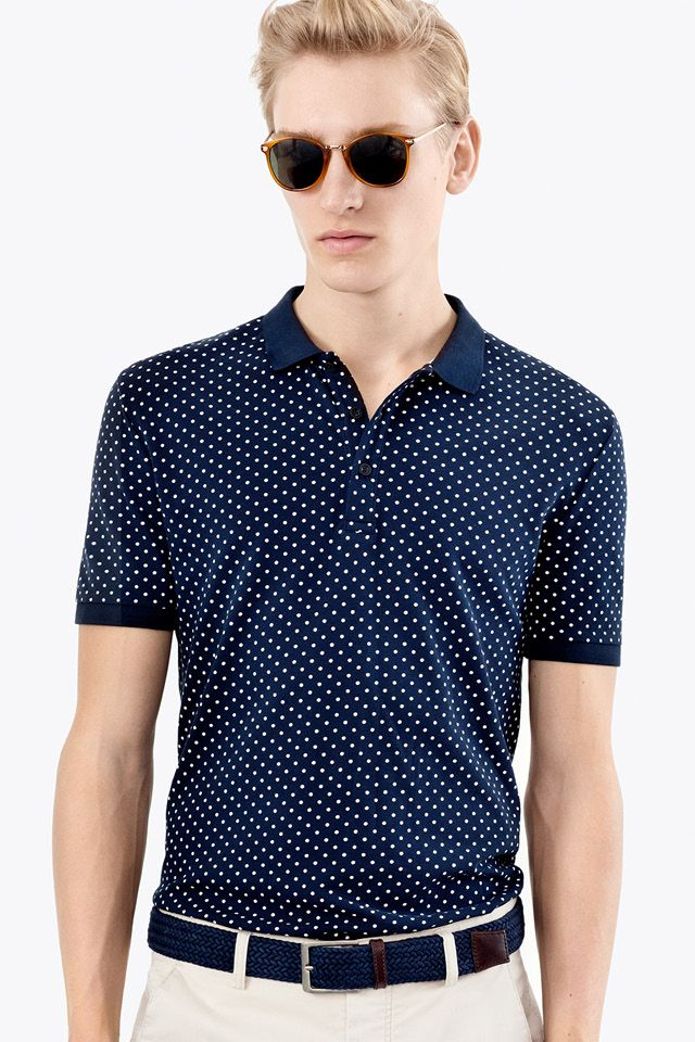 a255fa316ef For a sporty shirt that s easy to dress up or down