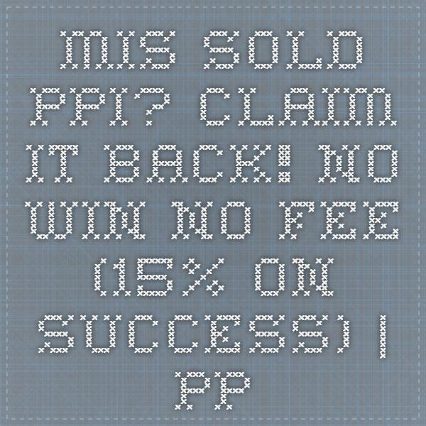 086751492df81751c3dd833e5aac3a87 - How Long Does It Take To Get Your Ppi Back