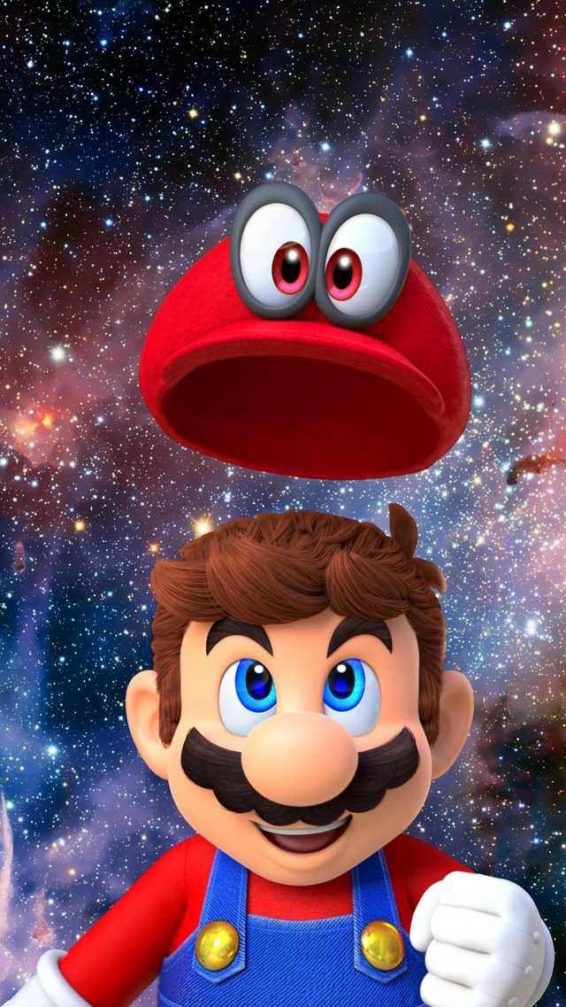 Super Mario Odyssey Wallpaper Desenhos Do Mario Desenho Super Mario Imagem De Fundo Para Iphone