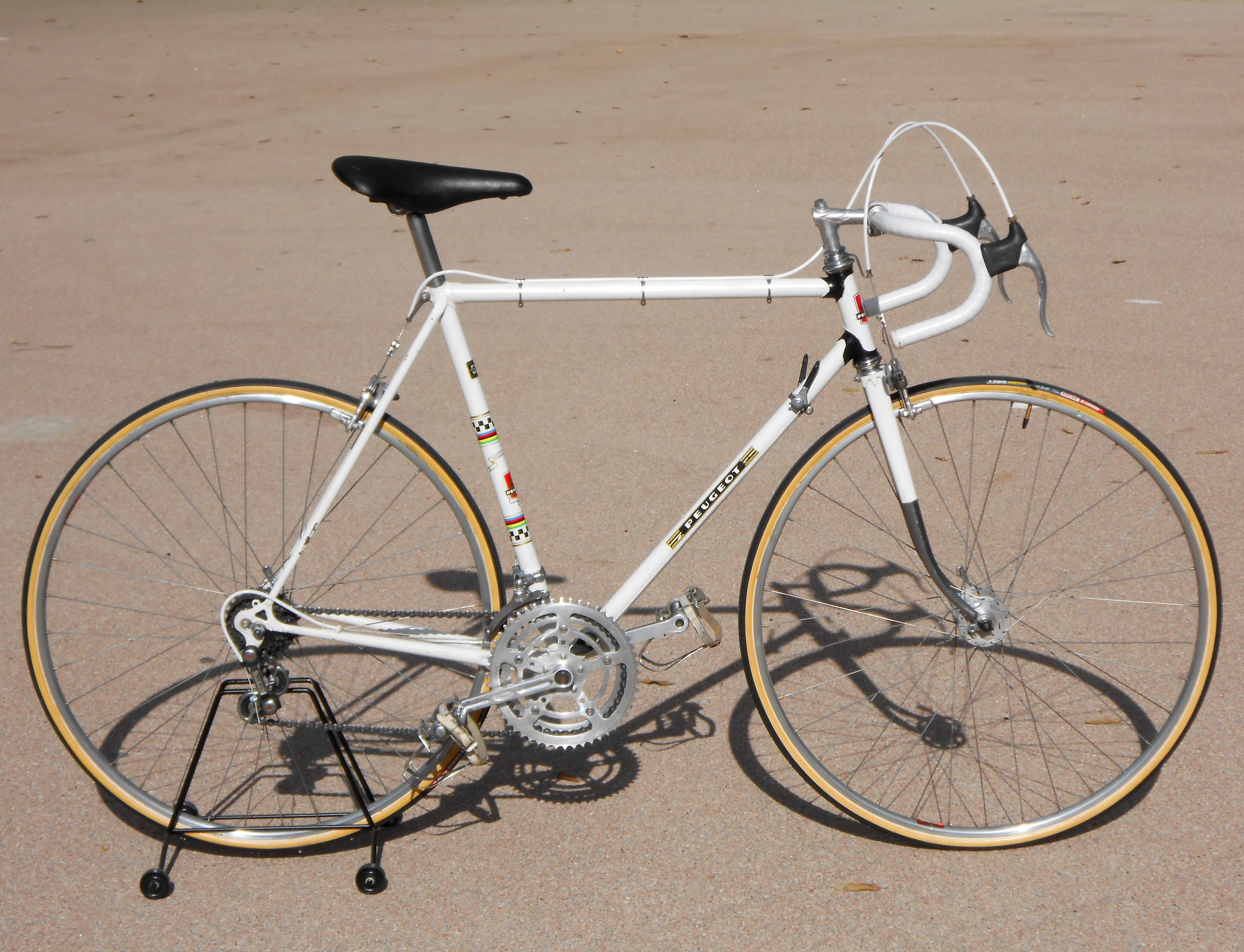 Peugeot Px10 Reynolds 531 Tubing Año 1975 Bike Riding Benefits Bicycle Road Bike Cycling