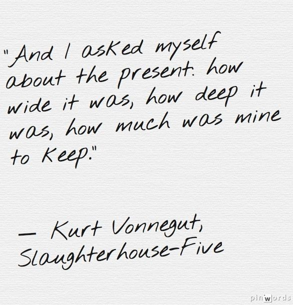 depth rhetorical analysis kurt vonneguts slaugtherhouse five Read this full essay on an in-depth rhetorical analysis of kurt vonneguts' 'slaugtherhouse-five' slaughterhouse-five is not without hope, just as the human straits are not completely in despairto begin, vonnegut emphasizes what seems to become a motif throughout the book, the three simply.