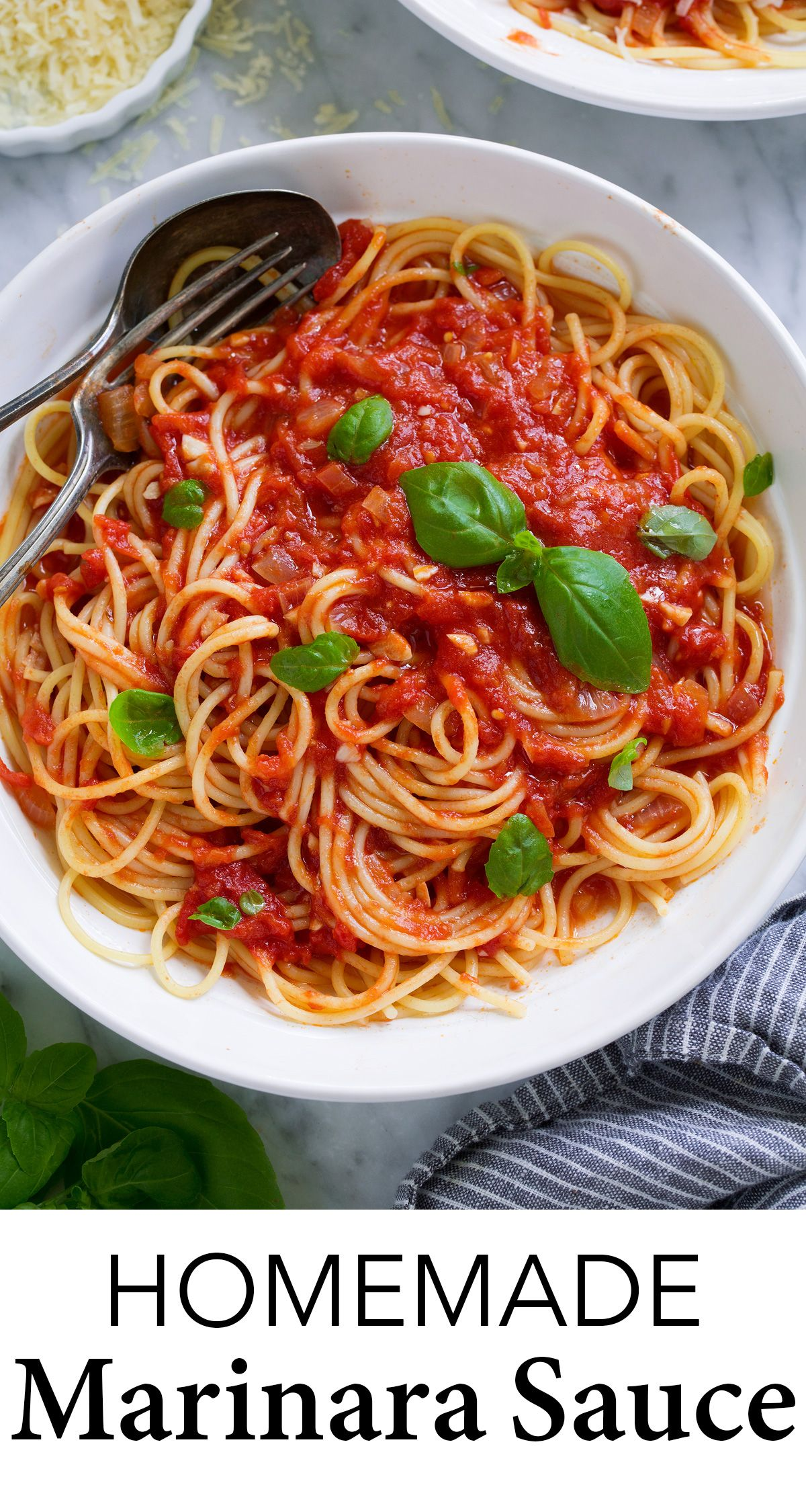 Best Homemade Marinara Sauce It S So Easy To Make And It S So Much Better Than The Bottled Stuff And You Ll Love The Marinara Sauce Homemade Homemade Marinara