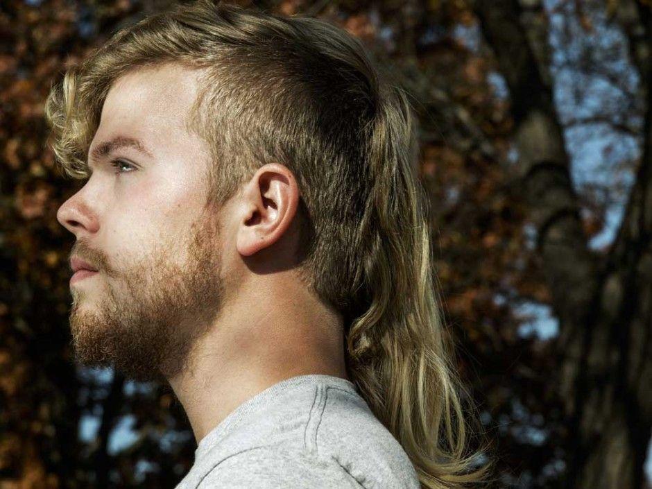 Tony Hodgson Mohawk Mullet Or Mullethawk Mohullet Haircut