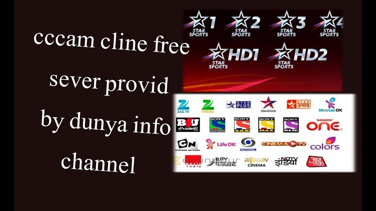 cccam cline sever free for sky UK dish TV all channels