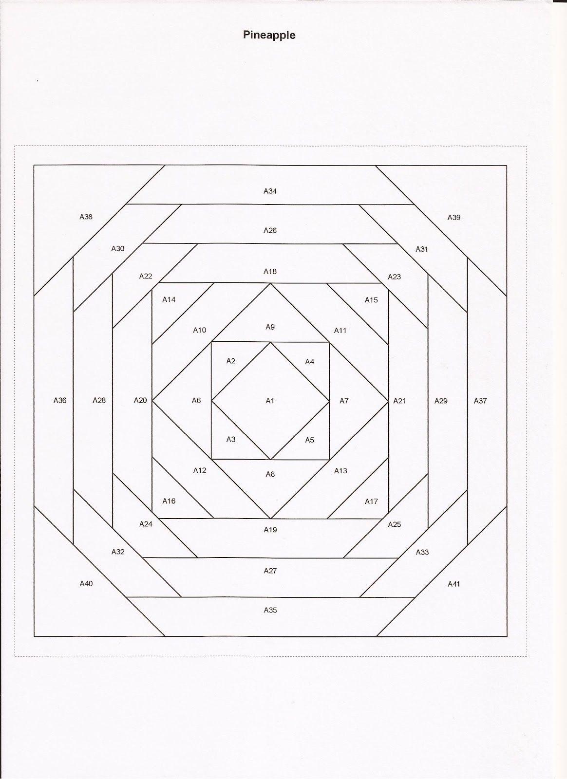 Patchwork paper piecing patrones buscar con google - Patchwork en casa patrones gratis ...