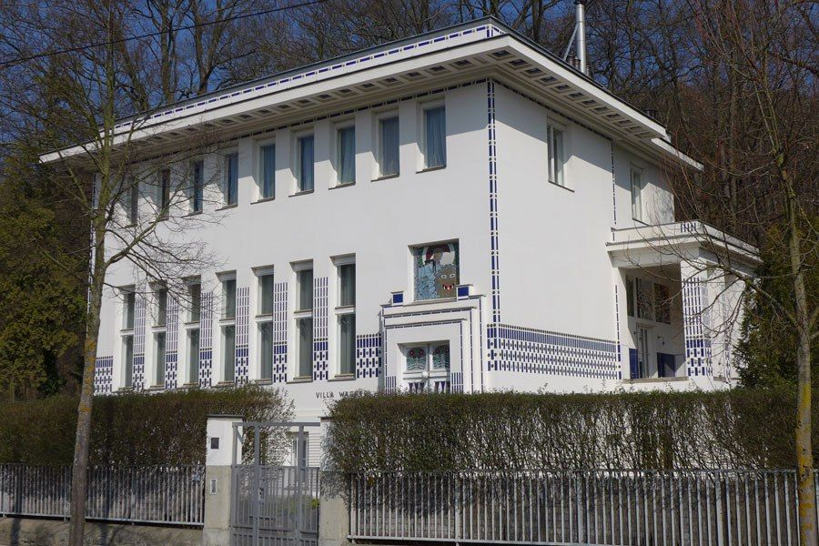 20Th Century Architects the architect's eye: architect otto wagner's modernist marvels in