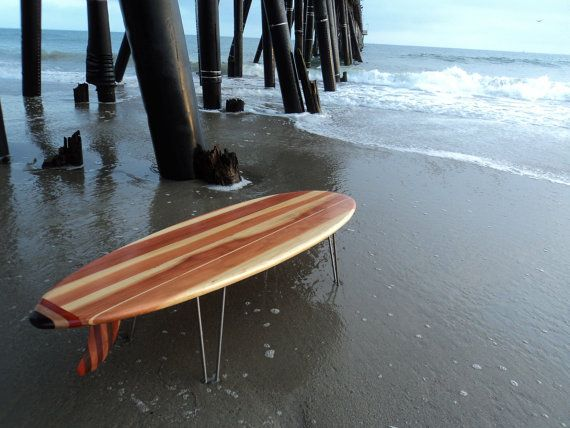 Hey I Found This Really Awesome Etsy Listing At Https Www 169549810 Surfboard Coffee Table