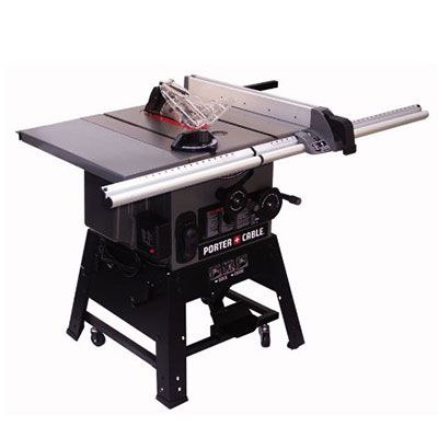 Porter Cable Pcb270ts Portable Table Saw Table Saw Fence Table Saw
