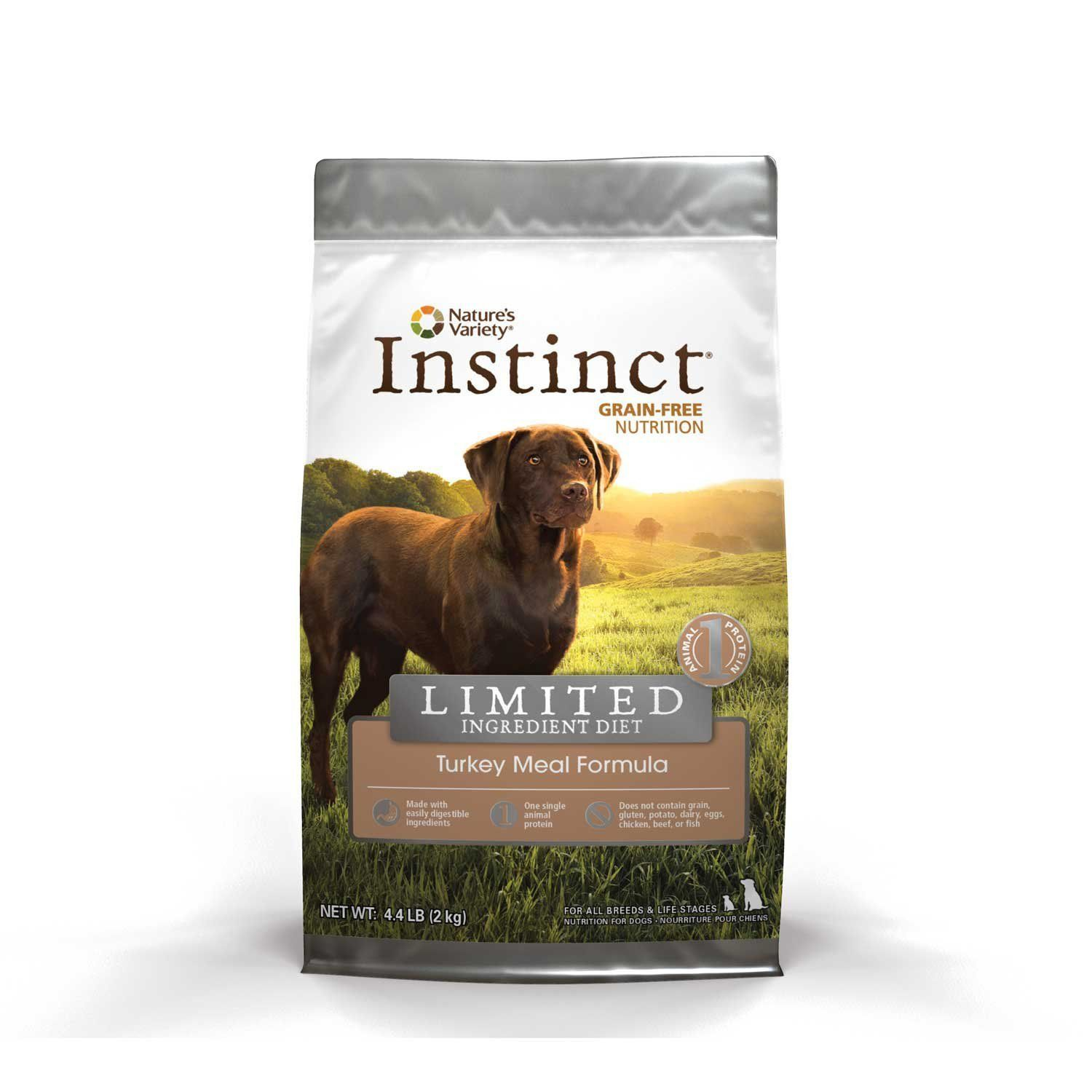Nature S Variety Instinct Grain Free Limited Ingredient Diet
