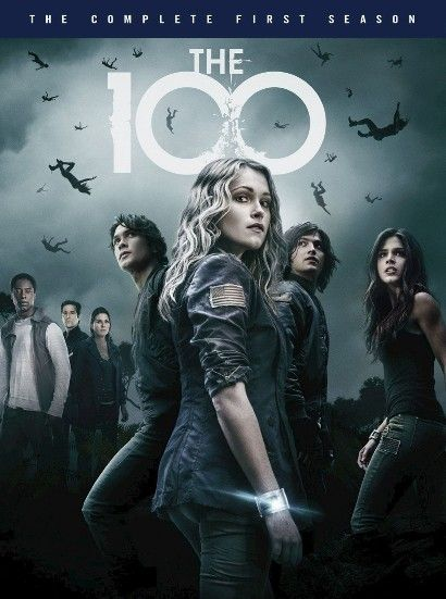 The 100 The Complete First Season Dvd The 100 Poster The 100 Season 1 The 100 Season 3
