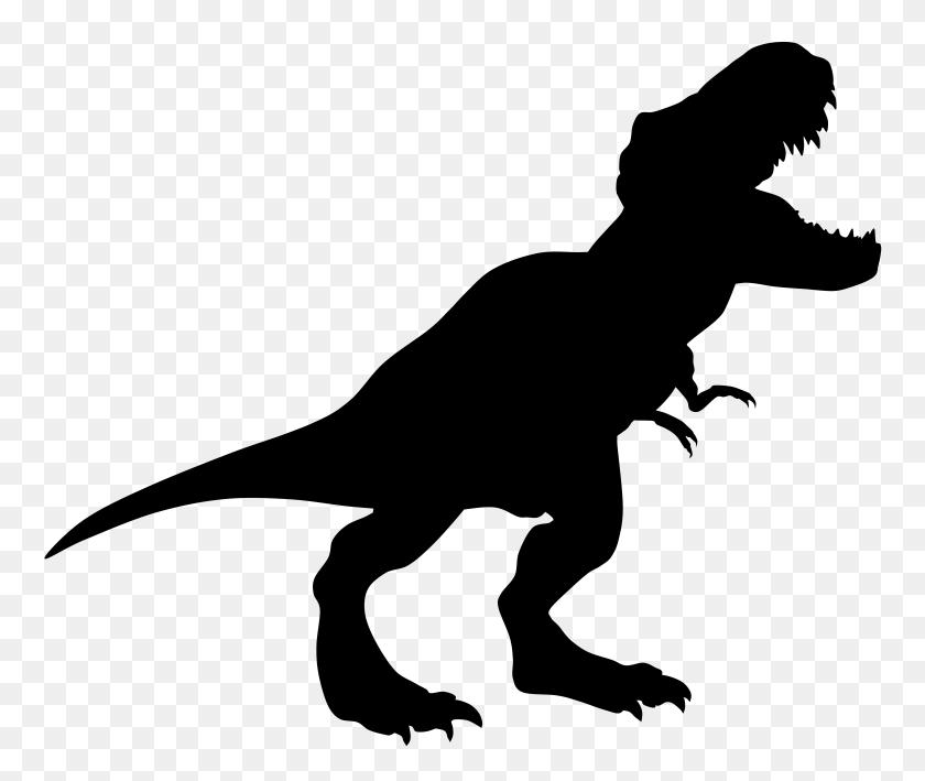 30+ Free Dinosaur Clipart Black And White