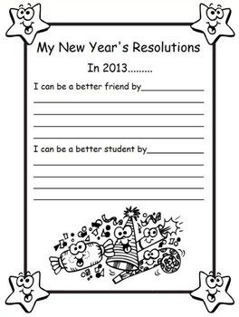 Essay on my new year resolution youtube
