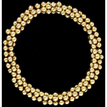 Golden Necklace ,i want this one !