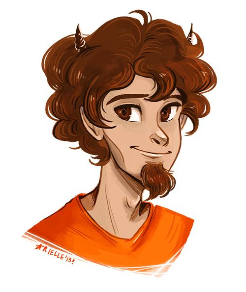 Grover Underwood from the Percy Jackson Series is satyr ...