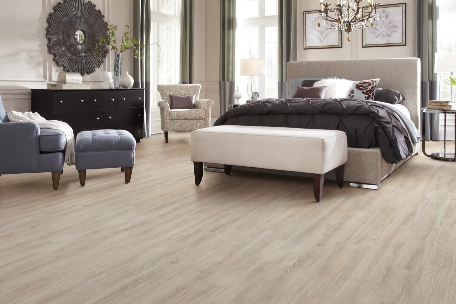 I used the Mannington Virtual Decorator House flooring