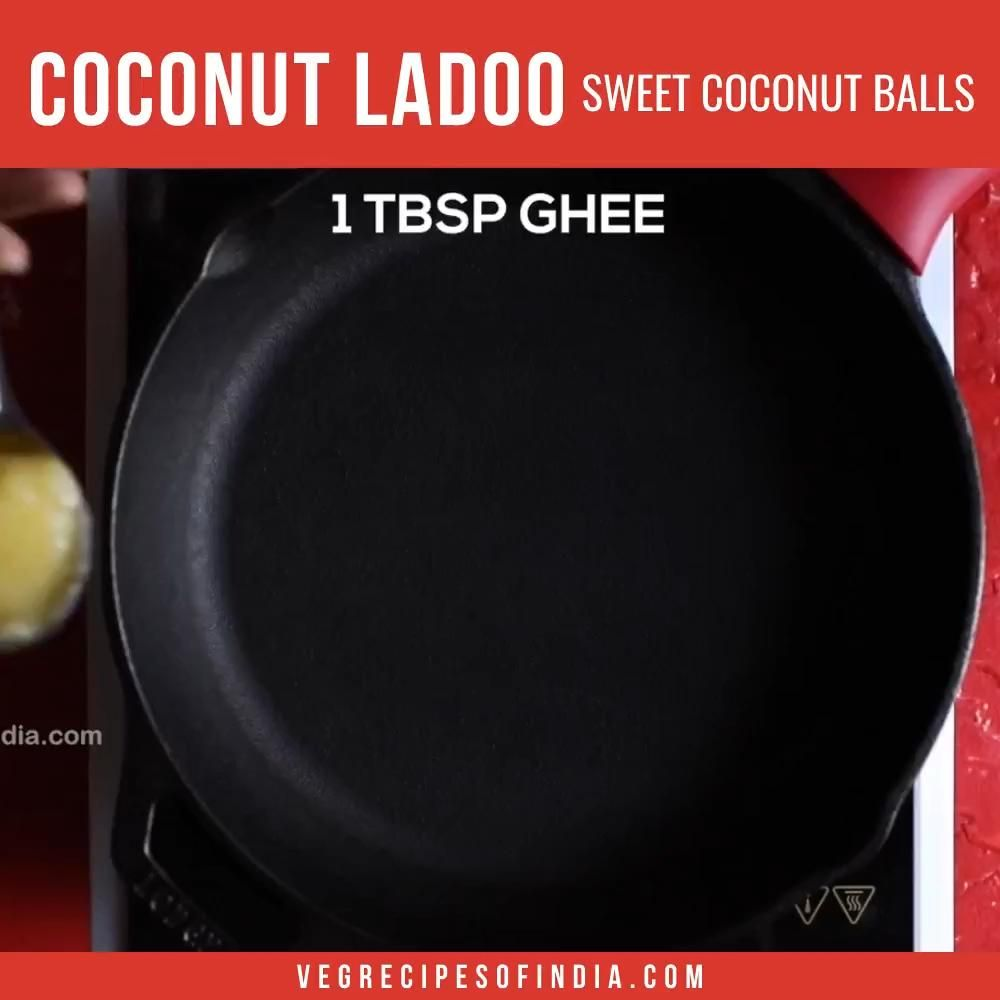 Ladoos are Indian sweet balls that are often made for festival days. These instant coconut ladoos are perfect for those who want to celebrate the festive days but are busy or work a lot. Indian desserts like this are often made with just the basic ingredients and this instant recipe follows suit. There are only 5 ingredients needed to make these coconut ladoos which includes sweetened condensed milk. Try it today! #Indiansweets #festivalfood #vegetarian #desserts #Indianfood #coconutladoos
