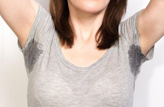 Remedios naturales para controlar la sudoración en exceso