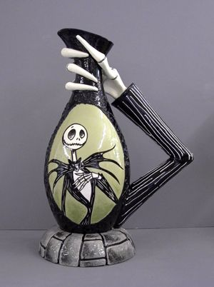 Tim Burton's   The Nightmare Before Christmas   Themed Pitcher 2