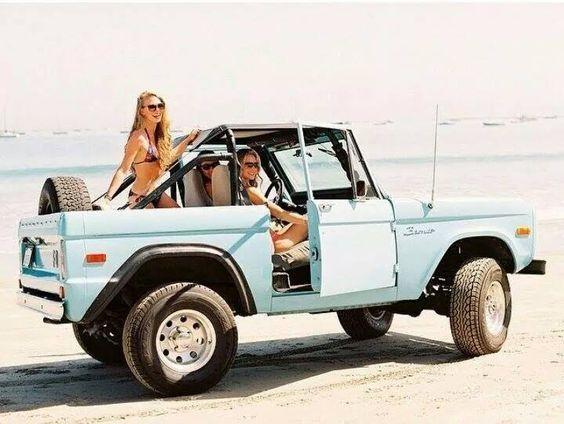 Classic Ford Bronco |AllCollectorCars.com