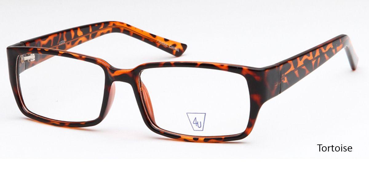 Daniel Walters U200 Eyeglasses | Capri