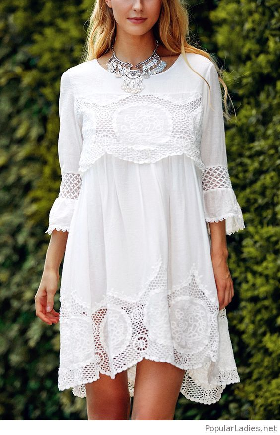 white-lace-dress-with-some-details