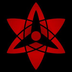 eternal mangekyo sharingan - sasuke