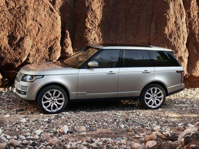 R11669 Salgr2vf6fa230215 Range Rover Land Rover Sport Utility Vehicle