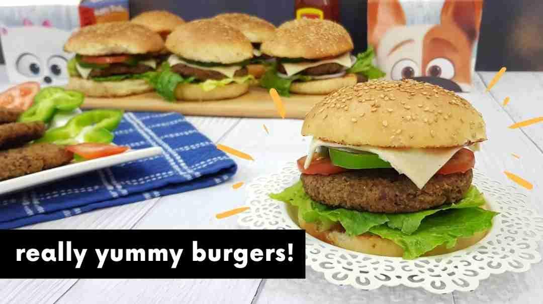 طريقة عمل البرجر باللحمه الاقتصادى وخبز الكيزر الهش جدا زاكي Recipe Delicious Burgers Baked Burgers Food