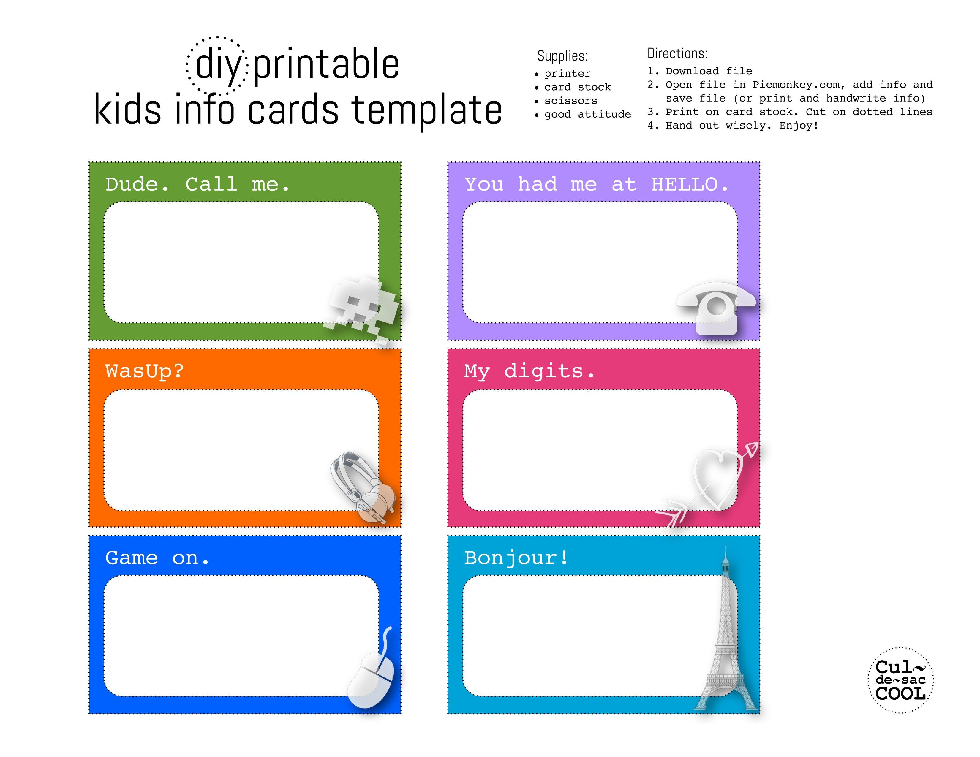 Pin On Customize Printbale Card Templates Design