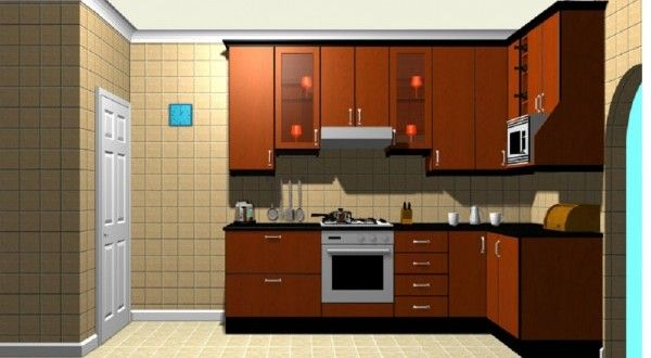 10 Free Kitchen Design Software To Create An Ideal Kitchen  Home Simple Free Software Kitchen Design 2018