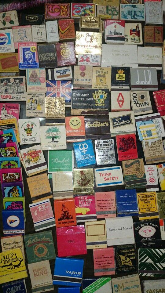 Colección cajetillas de cigarrillos