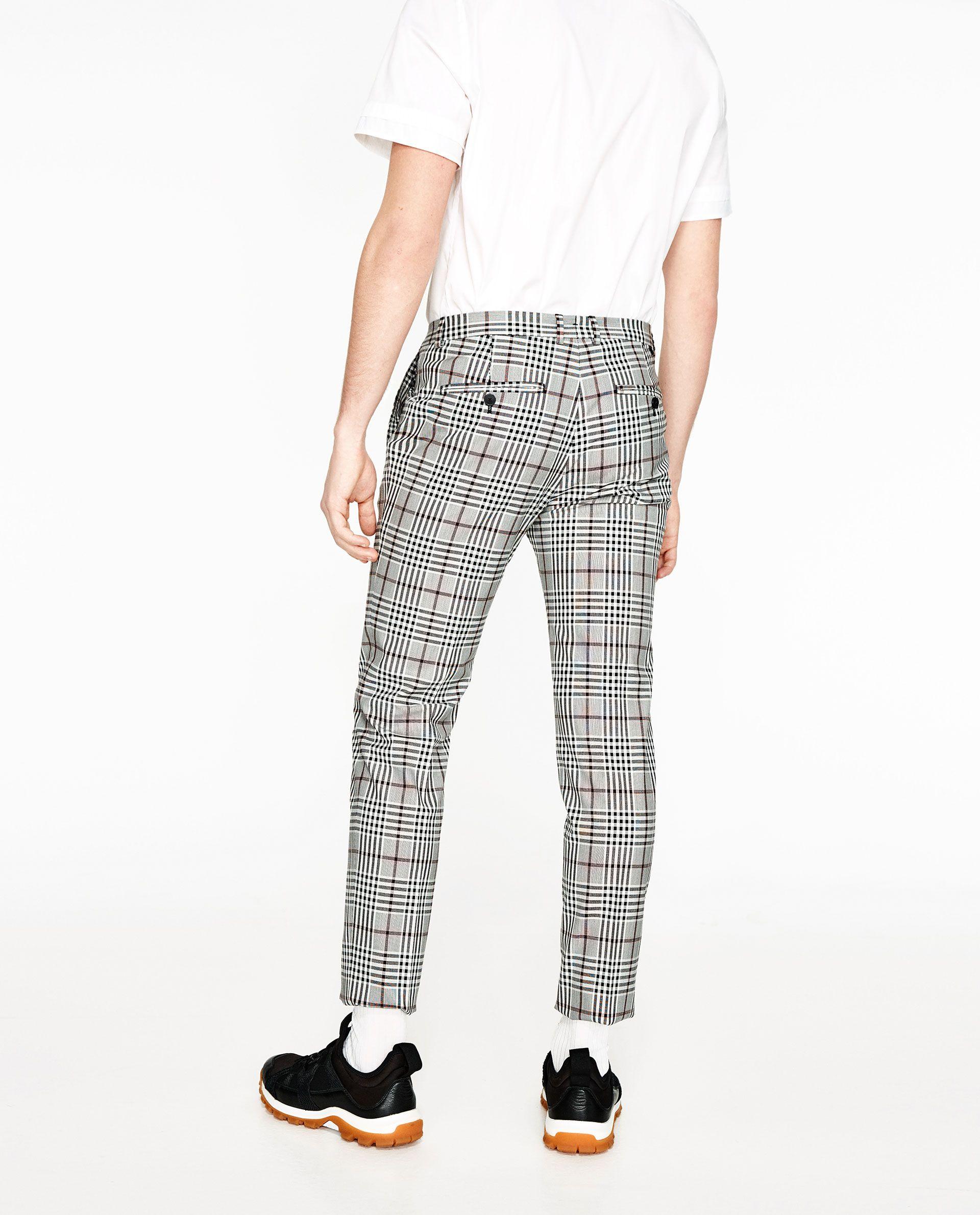 Pantalones Hombre Zara Mexico Fashion My Style Sweatpants