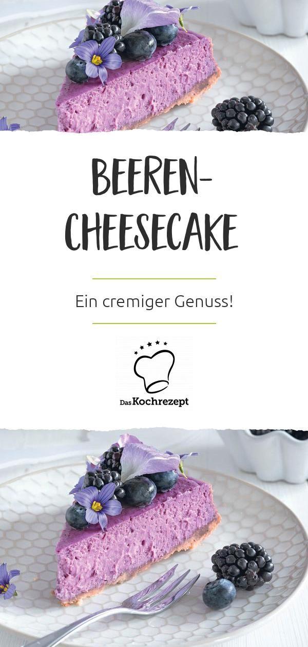 Photo of Berry cheesecake