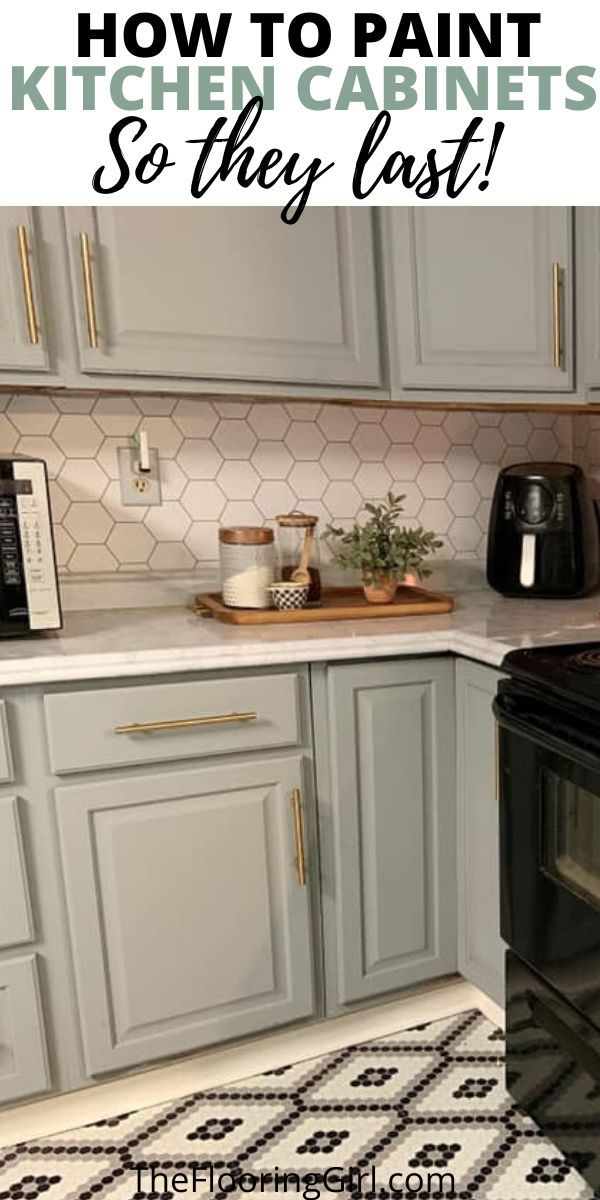 How To Paint Cabinets The Right Way Kitchen Design Diy Kitchen Cupboards Paint Diy Kitchen Renovation