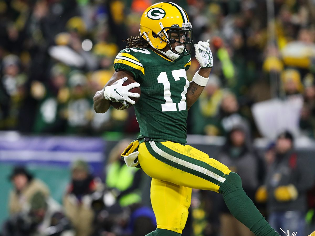 Davante Adams Reminds Rodgers Of Jordy In Win National Football League News Aaron Rodgers And Davante Adam In 2020 Nfl News National Football League Football League
