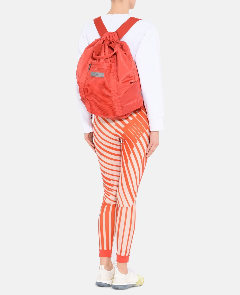 f681996c65 Red Gym Bag Multi - Adidas By Stella Mccartney