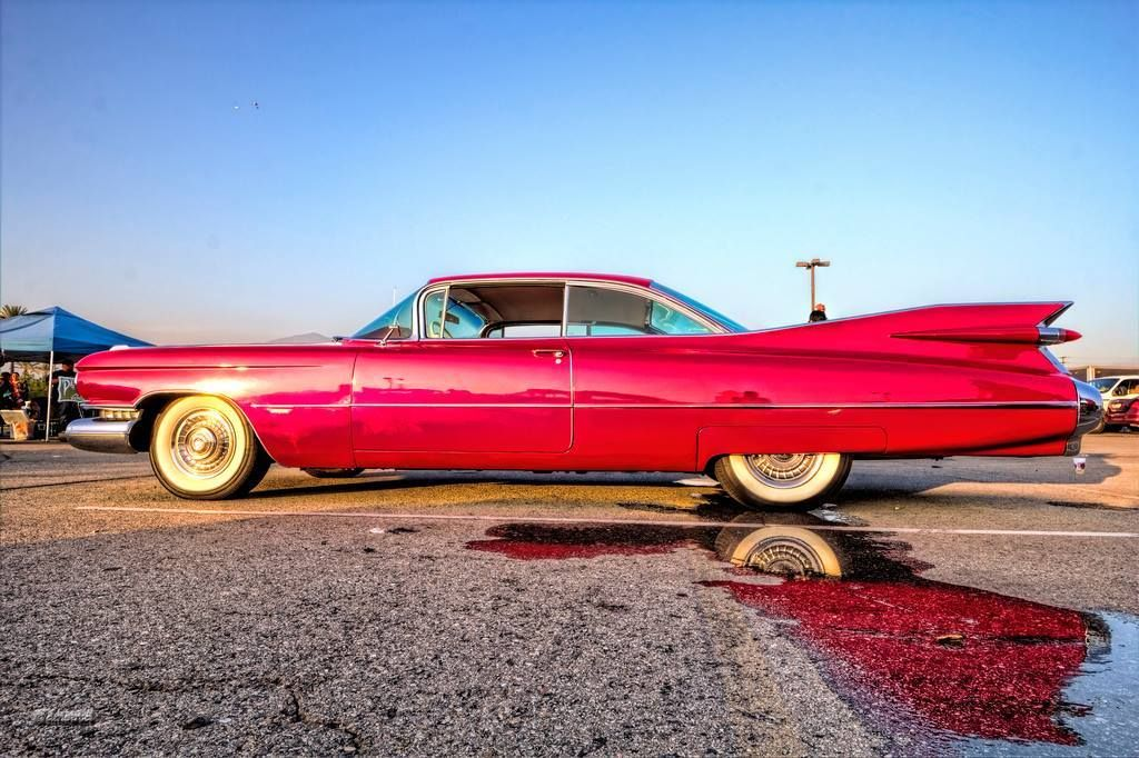 Cadillac 1959 - source 40s & 50s American Cars. | cadillac´s ...