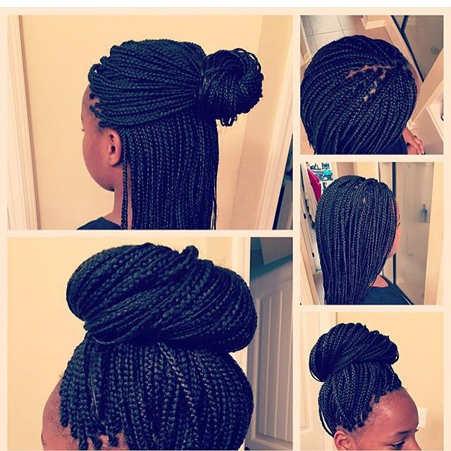 braids styles for hair small box braids box braids small box 4476