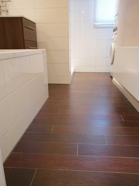 keramisch parket badkamer - Google zoeken | Badkamer | Pinterest